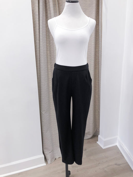 Modern Audrey Pant in Black - Final Sale