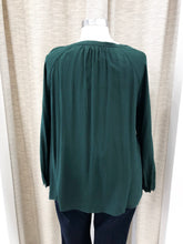 Harmony Blouse in Hunter