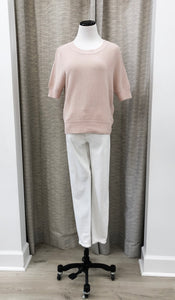 Laura Sweater in Blush