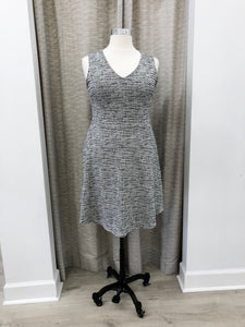 Long Shot Dress in Grey