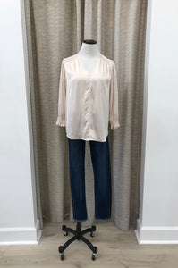 Janet Blouse in Ivory
