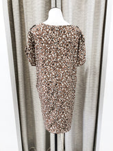 Connie Dress in Animal Print