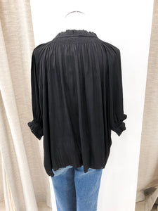 Betsy Blouse in Black