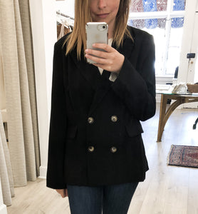 Lynne Blazer in Black