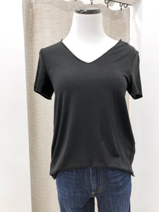 Everyday Short Sleeved Tee in Black