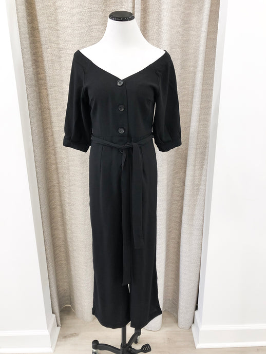 Lenexa Jumpsuit in Black
