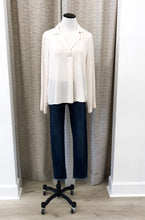 Tucker Blouse in Ivory