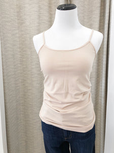 Cami Top in Latte