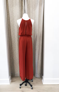 Travis Jumpsuit in Rust