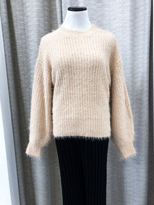 Coraline Sweater in Peachy