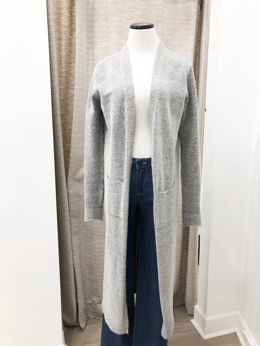 Candice Cardigan in Grey