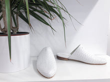 Genoa Mules in Ivory