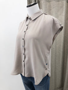 Dove Collared Blouse