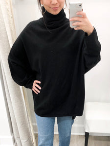 Saige Sweater in Black
