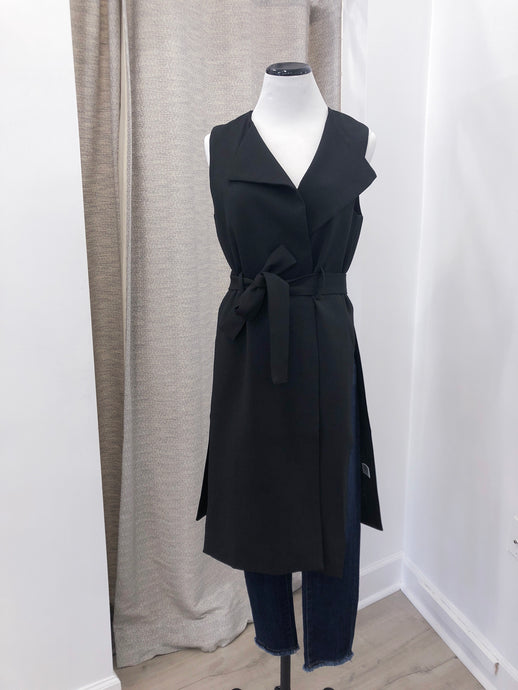 Annie Duster in Black