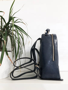 Jamya Backpack in Midnight