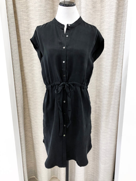Colony Dress in Black