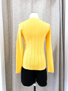 Friday Sweater in Yellow - FINAL SALE