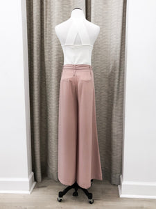 Sandra Trousers in Blush