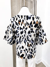 Joanie Bubble Sleeve Blouse