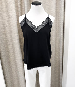 Gigi Camisole in Black