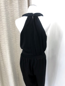 Mertz Jumpsuit in Black - FINAL SALE