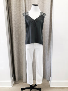 Rinna Camisole in Charcoal - Final Sale