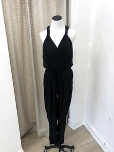 Mertz Jumpsuit in Black
