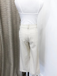 Monaco Canvas Trousers