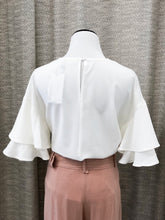 Fitzgerald Blouse in White