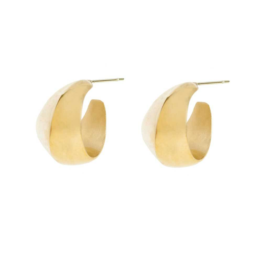 Ivara Mini Hoop Earrings