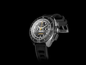 INFINITE 8 CHRONOGRAPH BLACK