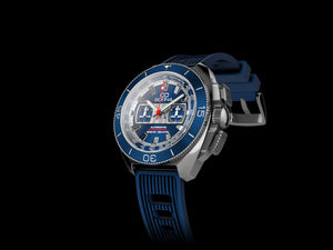 INFINITE 8 CHRONOGRAPH BLUE