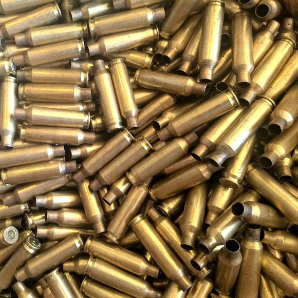 6.5 Creedmoor Brass Once Fired