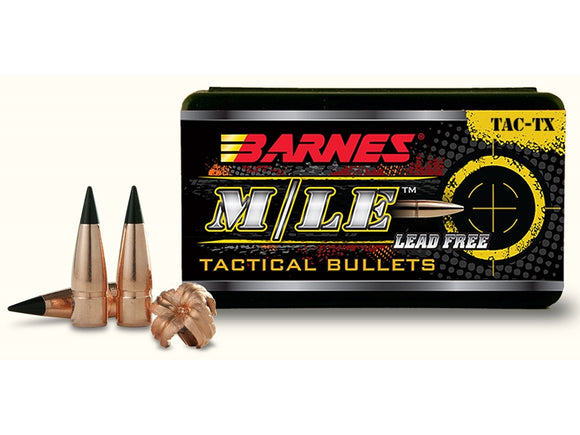 Barnes 300 Blackout TAC-TX Bullets 120 Grain