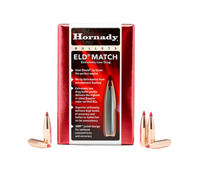 6.5mm Hornady 140 Grain ELD-M Bullets