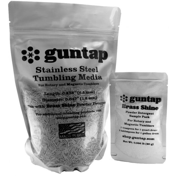 Stainless Tumbling Media 5lbs