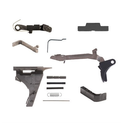 Glock Lower Frame Parts Kit for Polymer 80