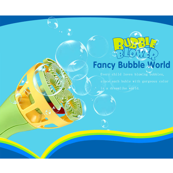 2-in-1 Bubble Blower