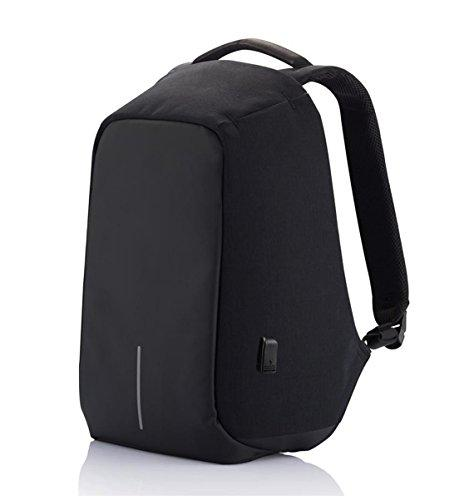 79683edbbb61 AllExtreme Anti theft Backpack Business Laptop Bag with USB Charging Port  Waterproof School College Travel Hiking