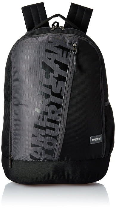 eac9965a58ad American Tourister 28 Ltrs Black Casual Backpack — Hylacs