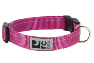 RC Pets Primary Clip Collar Mulberry