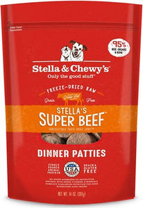 Stella & Chewy's Super Beef Dinner Patties
