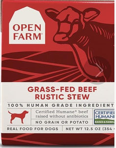 Open Farm Rustic Stew 12.5 oz