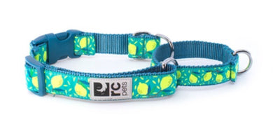 RC Pets Easy Clip Web Training Collar Lemonade