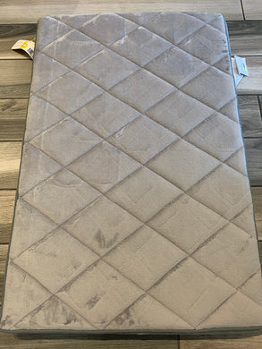 Be One Breed Diamond Bed Grey MD