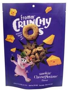 Fromm Crunchy O's Smokin CheesePlosions