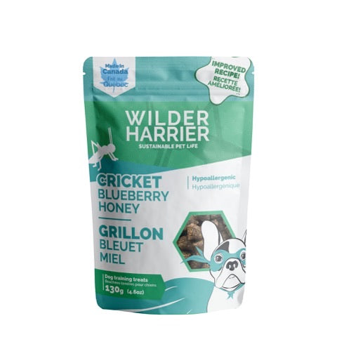 Wilder Harrier Cricket Blueberry Honey 130g