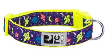 RC Pets Clip Collar Outer Space