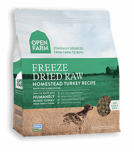Open Farm Freeze Dried Raw Turkey